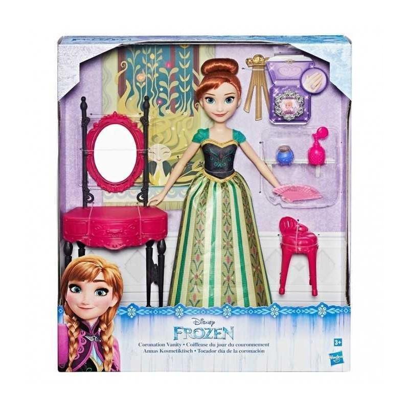 Papusa Anna Frozen Disney - Ziua incoronarii