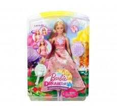 Papusa Barbie Dreamtopia Printesa parului fara sfarsit