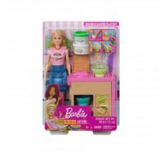 Papusa Barbie - Pregateste noodles