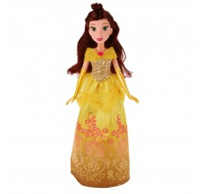 Papusa Belle Disney stralucitoare