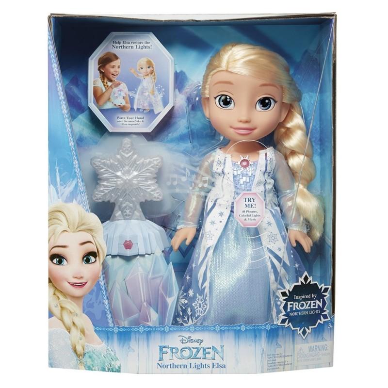 Papusa Elsa Frozen Disney Luminile Nordului