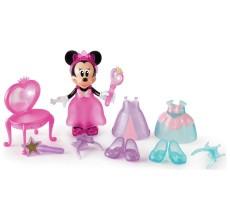 Papusa  / figurina Minnie Mouse Disney fashion