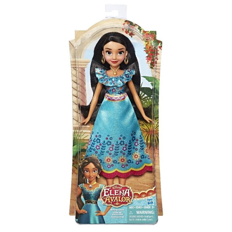Papusa Printesa Elena din Avalor Disney cu tinuta regala
