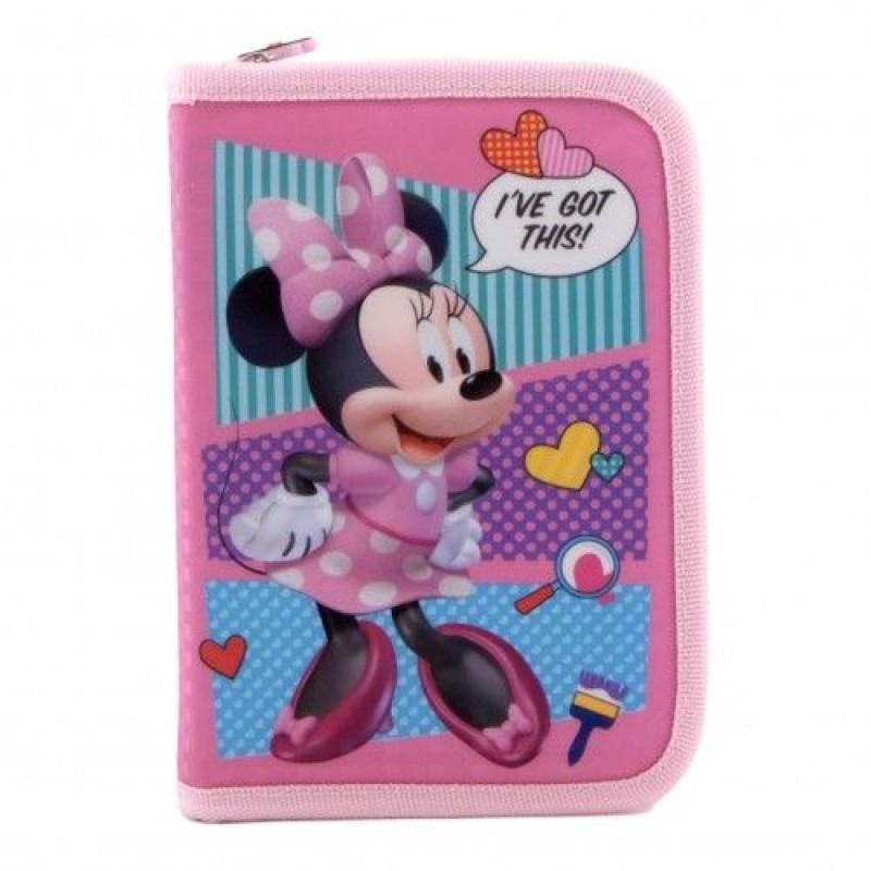Ghiozdan echipat pentru scoala Minnie Mouse Disney