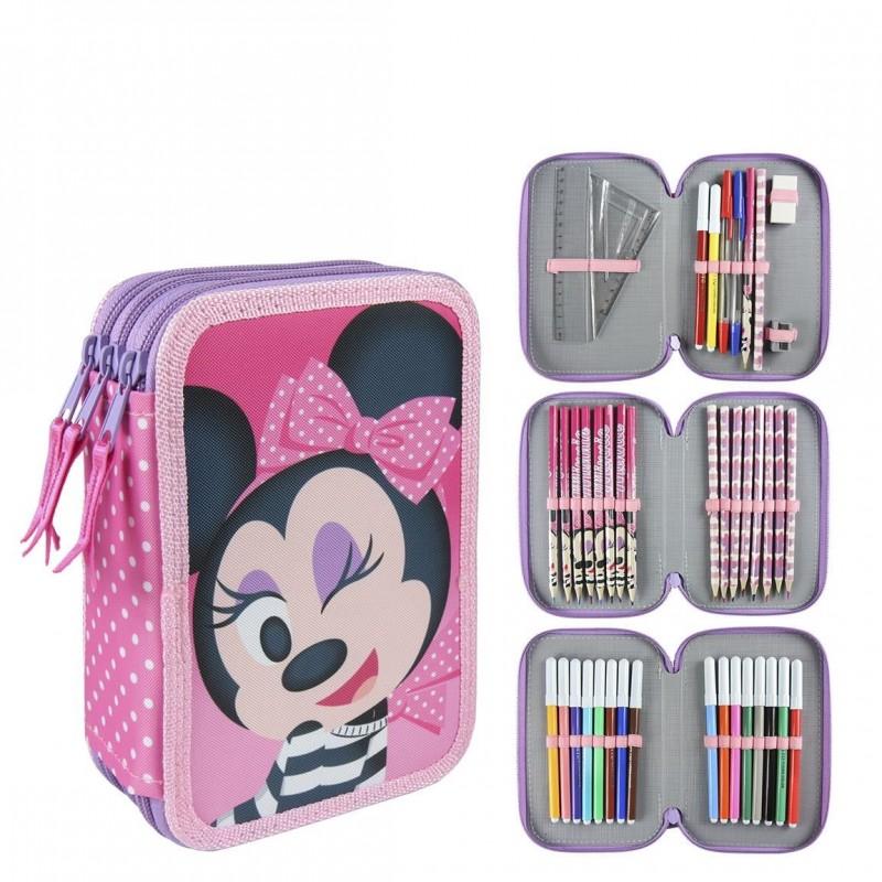 Penar triplu echipat Minnie Mouse Disney
