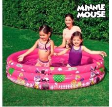 Piscina gonflabila Minnie Mouse Disney