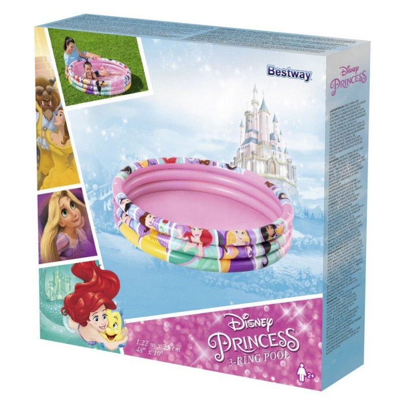 Piscina gonflabila Princess Disney