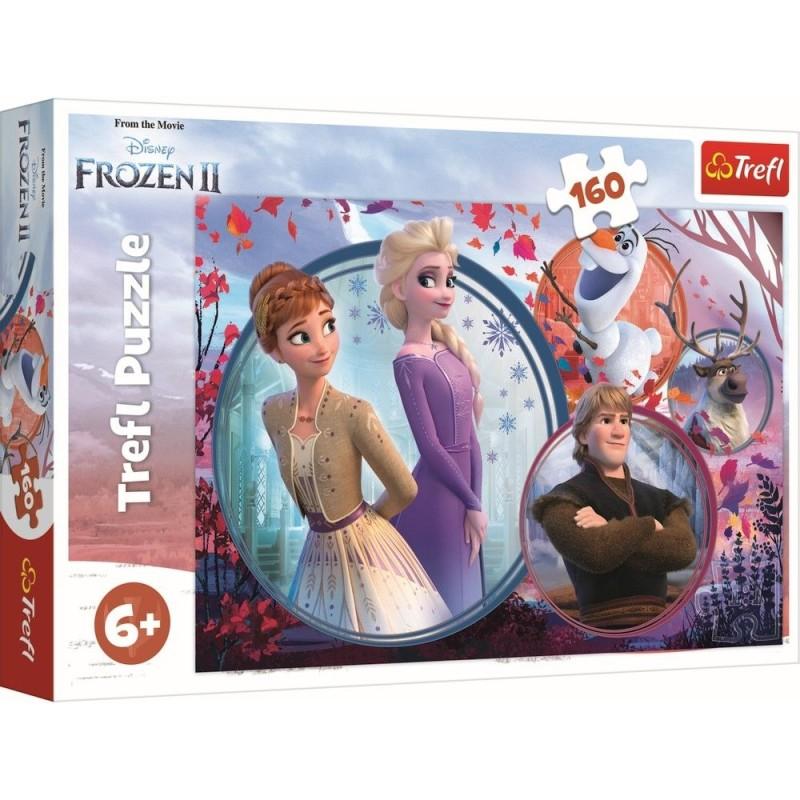 Puzzle Frozen Disney 160 piese