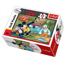 Puzzle Mickey Mouse Disney 54 piese