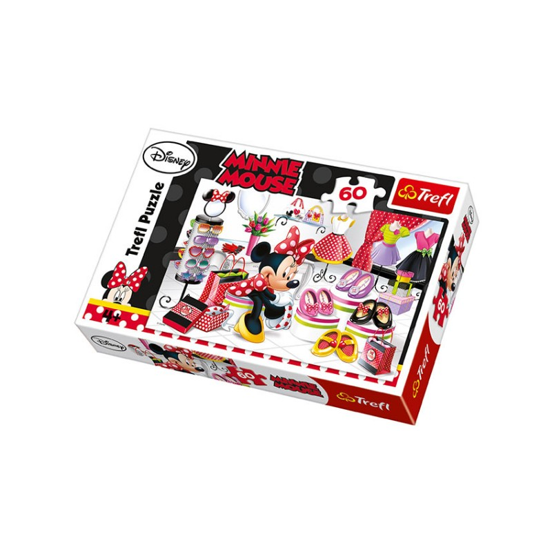 Puzzle Minnie Mouse Disney 60 piese