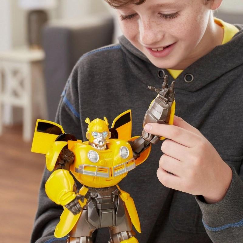 Robot Transformers DJ Bumblebee - Canta si danseaza