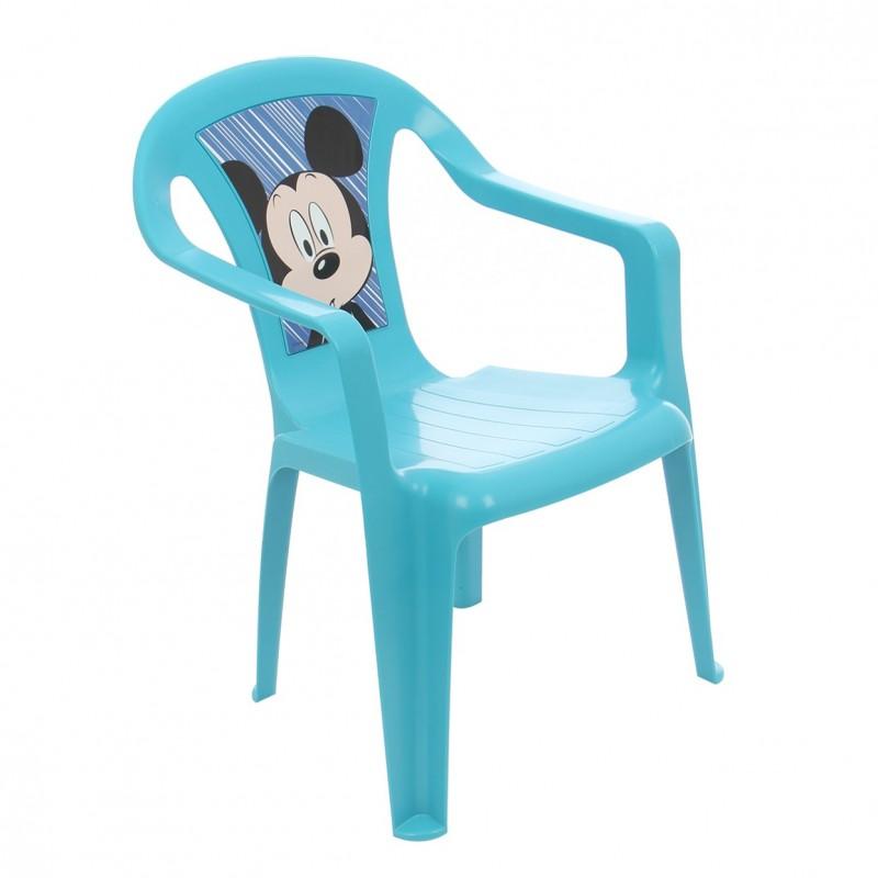 Scaunel plastic Mickey Mouse Disney