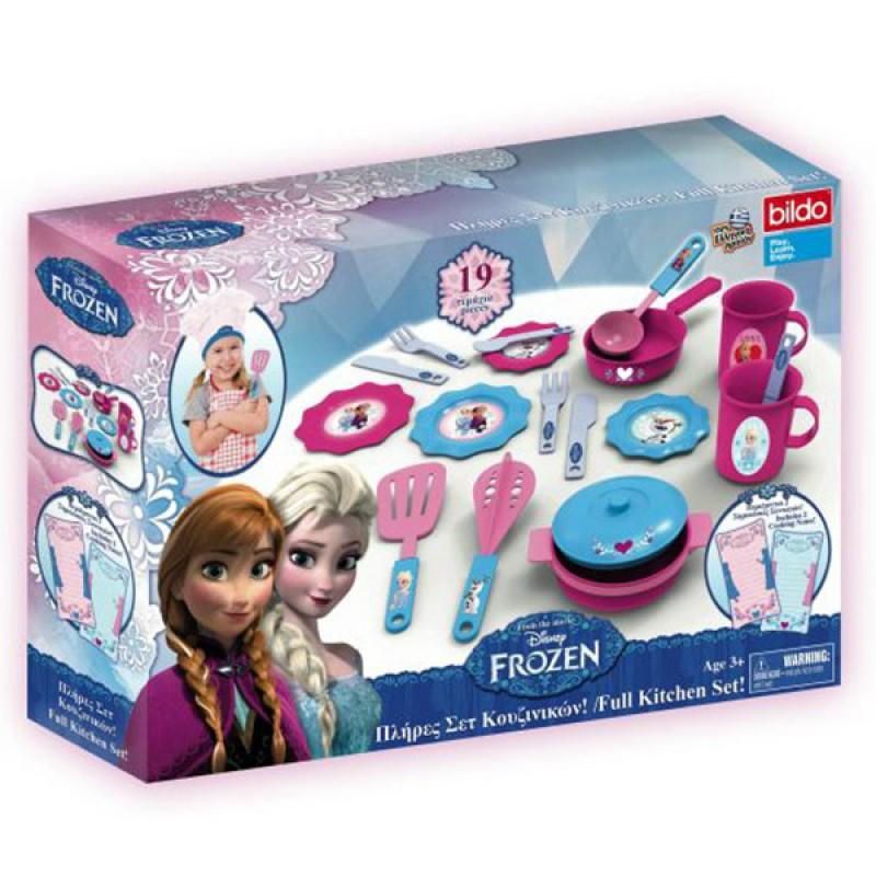 Set accesorii bucatarie Frozen Disney