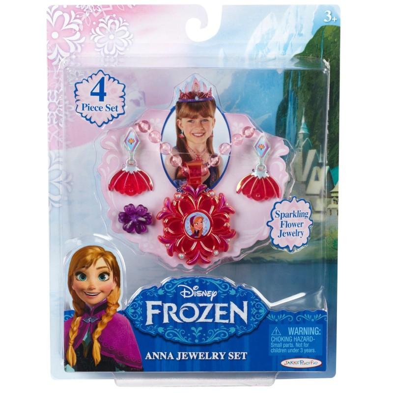 Set bijuterii Anna Frozen Disney