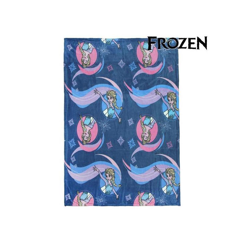 Set cadou Elsa Frozen Disney - paturica, sosete si masca pentru ochi