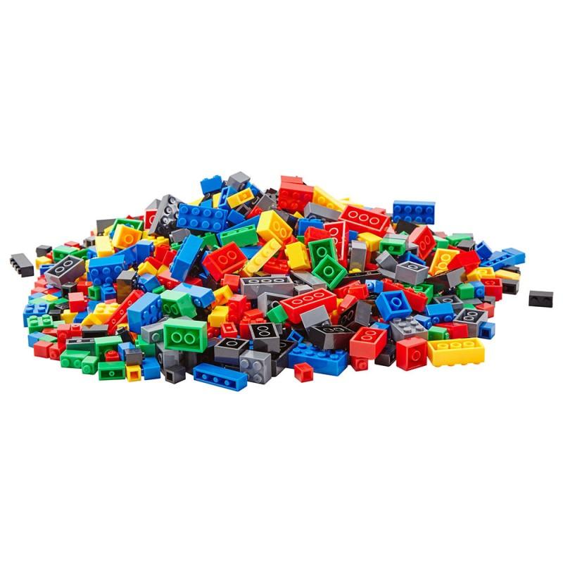 Set de construit 1000 piese (tip LEGO)