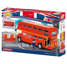 Set de construit Cobi - London bus