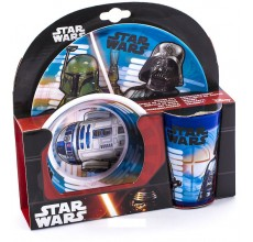 Set mic dejun Star Wars Disney