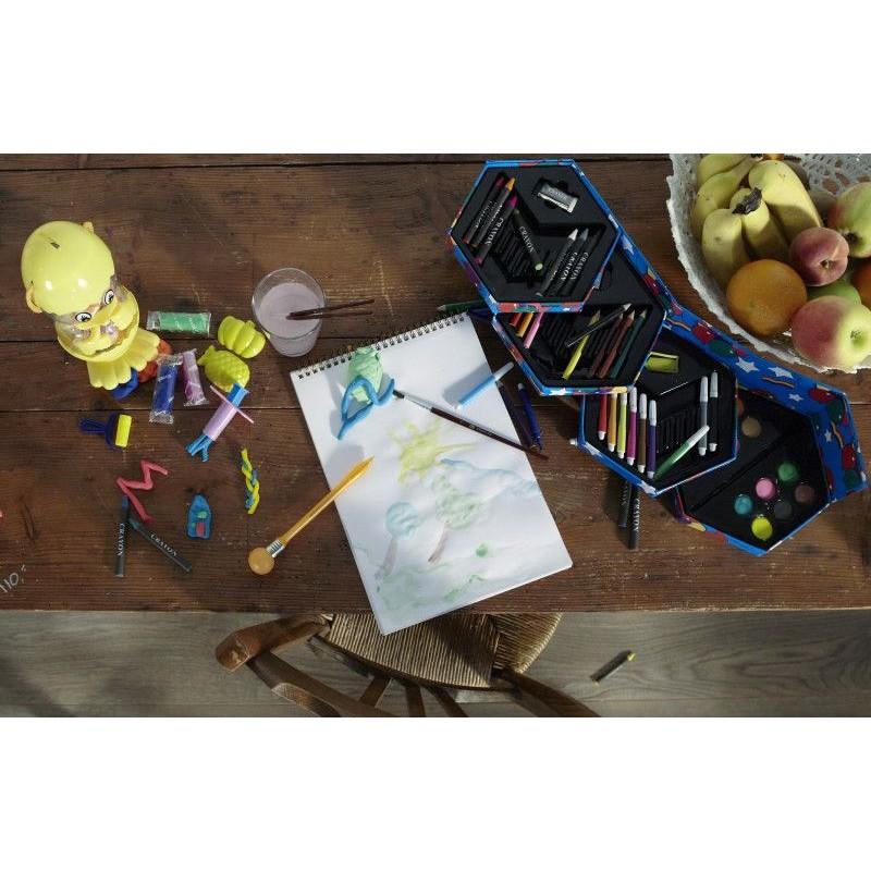 Set pictura si desen - 56 piese