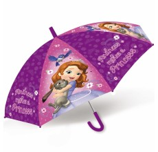 Umbrela manuala Printesa Sofia Intai Disney