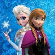 Frozen - Anna si Elsa