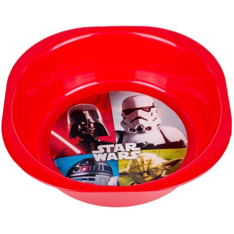 Bol din plastic Star Wars Disney