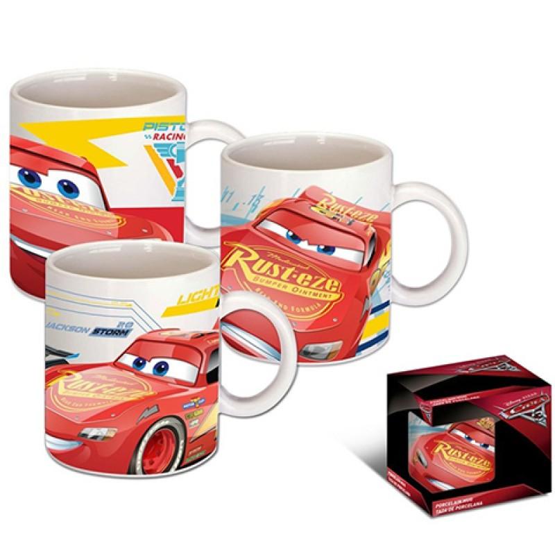 Cana ceramica Cars Disney