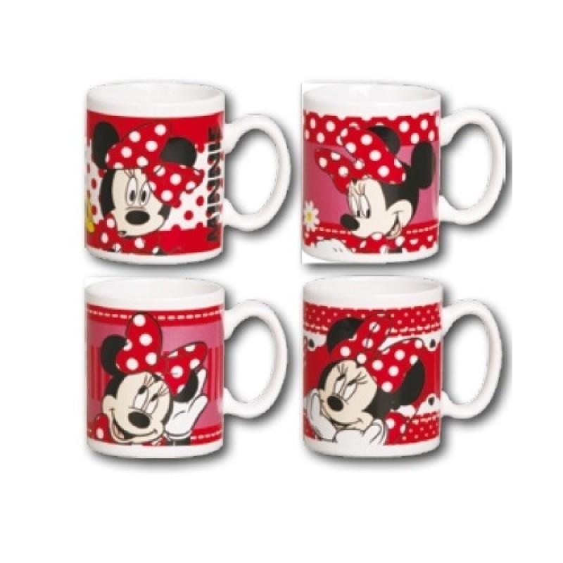 Cana ceramica Minnie Mouse Disney