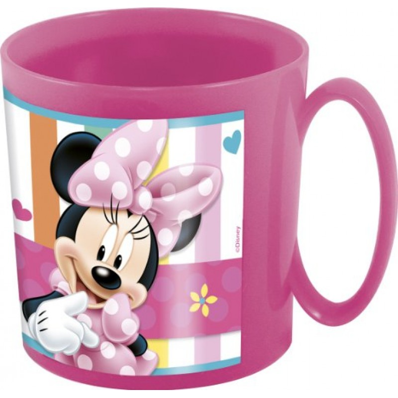 Cana plastic Minnie Mouse Disney