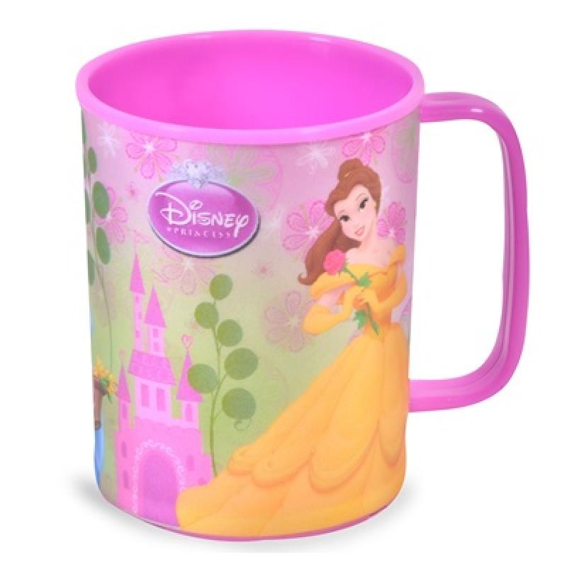 Cana plastic Princess Disney 3D