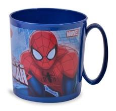 Cana plastic Spiderman