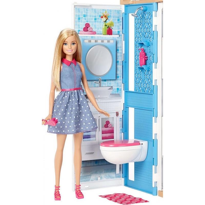 Casuta pentru papusi Barbie