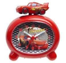Ceas cu alarma si figurina Cars Disney