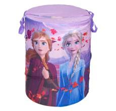 Cos pentru depozitare jucarii Frozen Disney