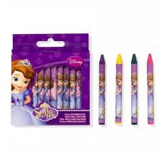 Creioane cerate Printesa Sofia Intai Disney