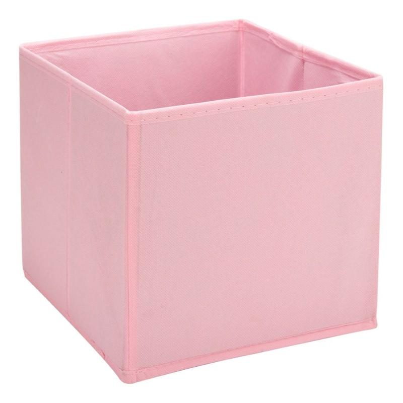 Cutie pentru depozitare jucarii  - roz