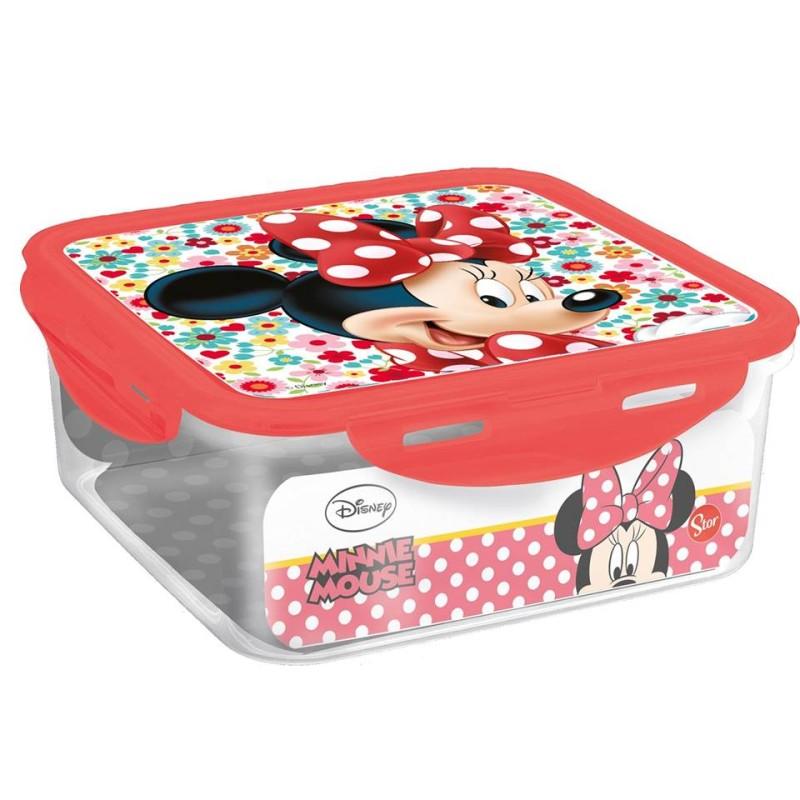 Cutie pranz patrata Minnie Mouse Disney