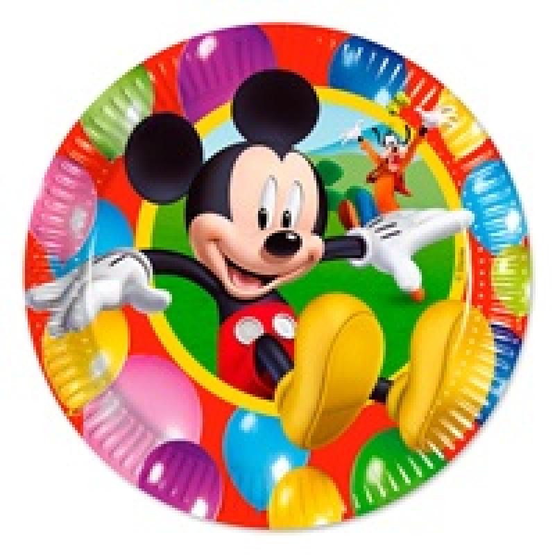Farfurii party carton Mickey Mouse Disney