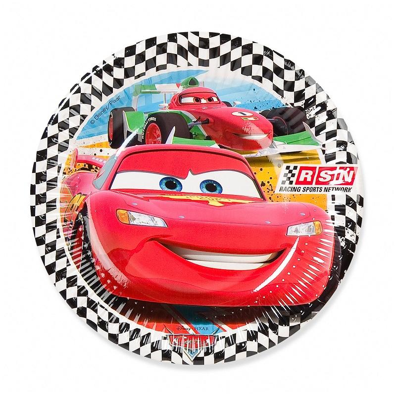 Farfurii party carton Cars Disney