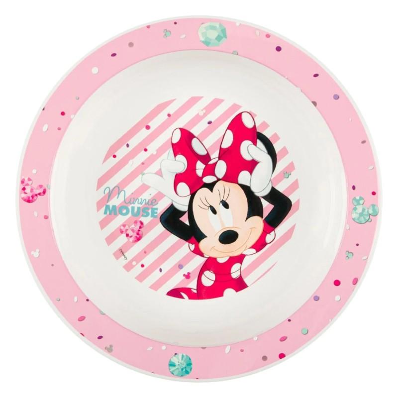 Farfurie adanca Minnie Mouse Disney