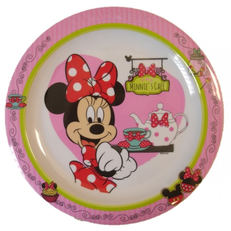 Farfurie plata Minnie Mouse Disney
