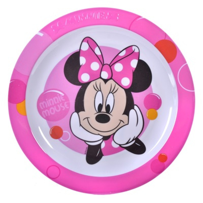 Farfurie plata Minnie Mouse Disney