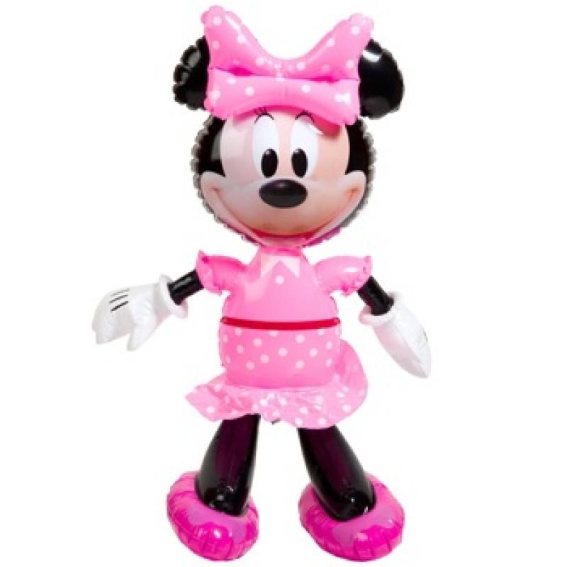 Figurina gonflabila Minnie Mouse Disney