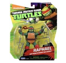 Figurina Testoasele Ninja - Raffaello cu accesorii