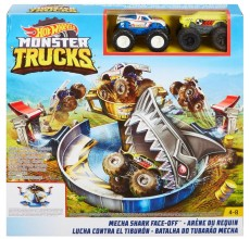 Hot Wheels Monster Trucks - Rechinul furios