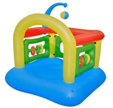 Loc de joaca gonflabil pentru copii cu accesorii