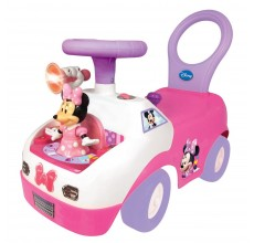 Masinuta Minnie Mouse Disney interactiva