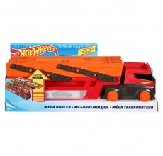MEGA camionul de transport masinute Hot Wheels