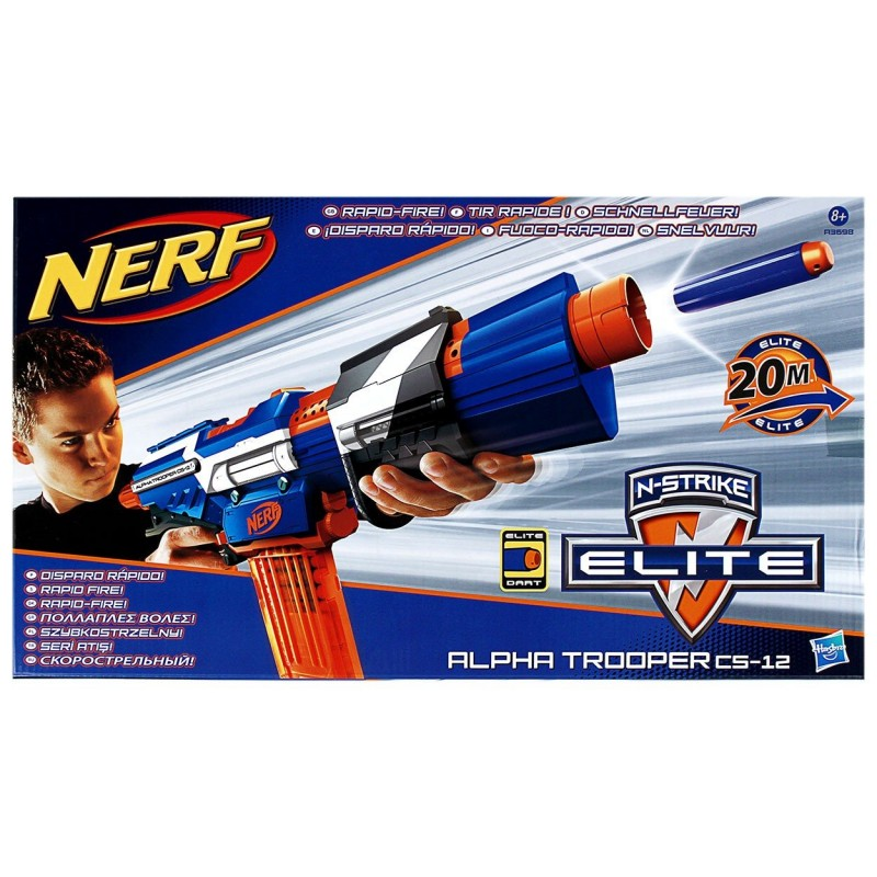 Nerf - N-Strike Elite Alpha Trooper