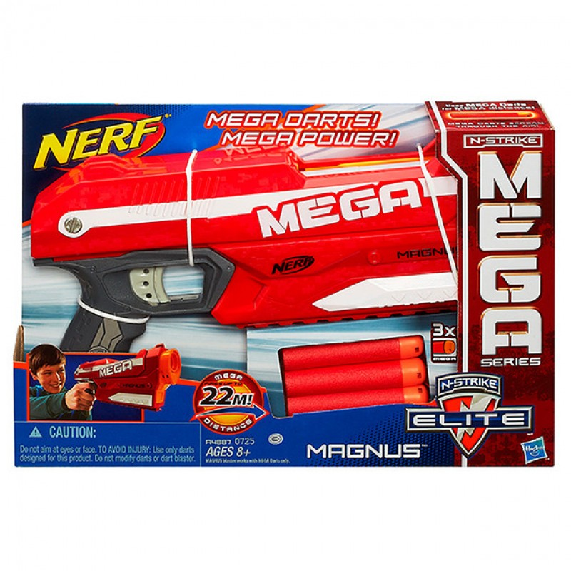 Nerf - N-Strike Elite Mega Arma